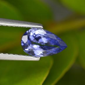 Buy 0.82 ct Blue Tanzanite 8.19 mm x 5.1 mm from GemSelect (Product ID: 301092)