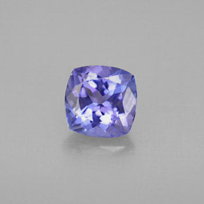 Buy 0.99 ct Bluish Violet Tanzanite 5.99 mm x 5.9 mm from GemSelect (Product ID: 301764)