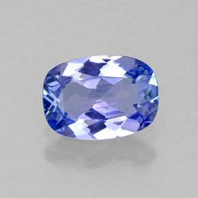 Buy 0.67 ct Violet Blue Tanzanite 6.98 mm x 5 mm from GemSelect (Product ID: 313964)