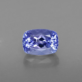 Buy 1.21 ct Violet Blue Tanzanite 7.05 mm x 5.1 mm from GemSelect (Product ID: 313988)