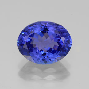 Buy 3.24 ct Violet Blue Tanzanite 10.31 mm x 8.2 mm from GemSelect (Product ID: 324214)