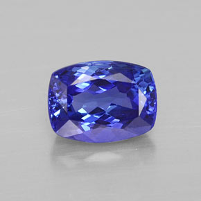 Buy 1.82 ct Violet Blue Tanzanite 8.06 mm x 6 mm from GemSelect (Product ID: 328093)