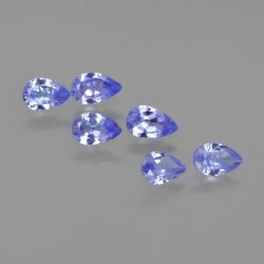 Buy 1.09 ct Violet Blue Tanzanite 4.88 mm x 3.2 mm from GemSelect (Product ID: 413798)