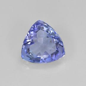 thumb image of 1.5ct Trillion Facet Violet Blue Tanzanite (ID: 424209)