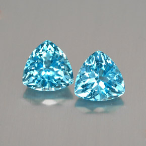Buy 3.07 ct Swiss Blue Topaz 7.06 mm x 7 mm from GemSelect (Product ID: 201287)