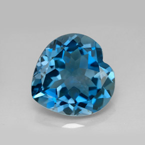 Buy 12.92 ct London Blue Topaz 15.09 mm x 15 mm from GemSelect (Product ID: 246736)