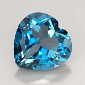 Buy 4.12ct London Blue Topaz 10.14mm x 10.01mm from GemSelect (Product ID: 246887)
