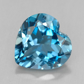 Buy 3.70 ct London Blue Topaz 9.91 mm x 9.9 mm from GemSelect (Product ID: 246892)