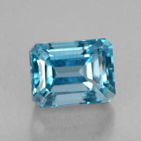 Buy 2.62 ct Swiss Blue Topaz 7.89 mm x 6 mm from GemSelect (Product ID: 264005)