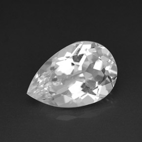 Buy 3.65 ct White Topaz 12.04 mm x 8.1 mm from GemSelect (Product ID: 274996)