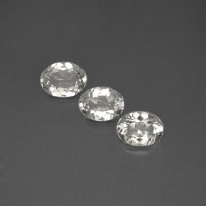 Buy 4.53ct White Topaz 8.11mm x 6.17mm from GemSelect (Product ID: 282633)