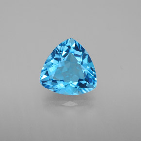 Buy 2.82 ct Swiss Blue Topaz 8.99 mm x 8.9 mm from GemSelect (Product ID: 284177)