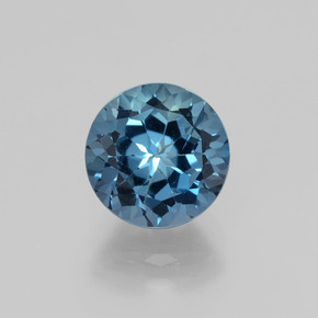 Buy 2.65 ct London Blue Topaz 8.03 mm  from GemSelect (Product ID: 284667)