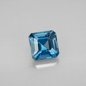 Buy 1.47 ct London Blue Topaz 6.07 mm x 6 mm from GemSelect (Product ID: 295473)