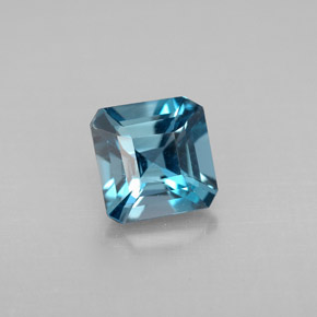 Buy 1.35 ct London Blue Topaz 6.05 mm x 6 mm from GemSelect (Product ID: 295496)
