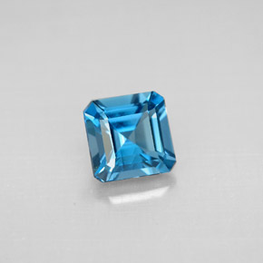 Buy 1.37ct London Blue Topaz 6.10mm x 6.00mm from GemSelect (Product ID: 295514)