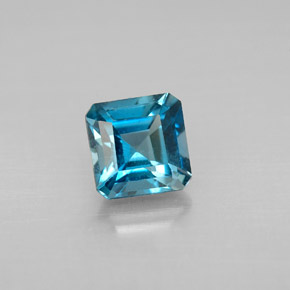 Buy 1.50ct London Blue Topaz 6.12mm x 6.07mm from GemSelect (Product ID: 295547)