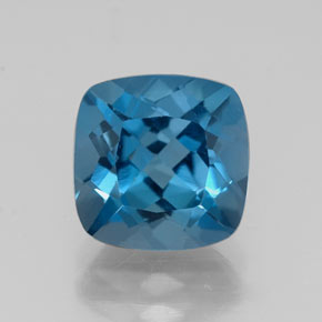 Buy 3.03 ct London Blue Topaz 8.06 mm x 8 mm from GemSelect (Product ID: 311830)