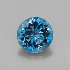 Buy 2.87 ct London Blue Topaz 8.79 mm  from GemSelect (Product ID: 315547)