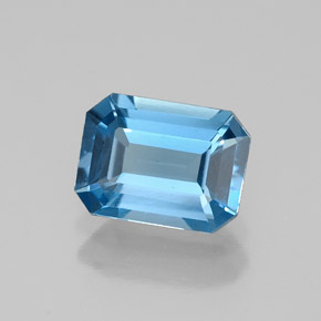 Buy 1.60 ct Swiss Blue Topaz 7.90 mm x 5.8 mm from GemSelect (Product ID: 315833)