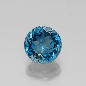 Buy 1.89 ct London Blue Topaz 7.13 mm  from GemSelect (Product ID: 316216)