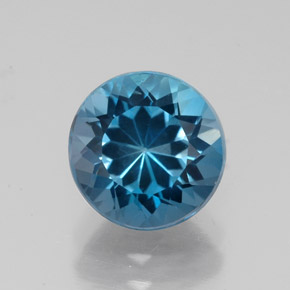 Buy 2.47 ct London Blue Topaz 7.96 mm  from GemSelect (Product ID: 318894)