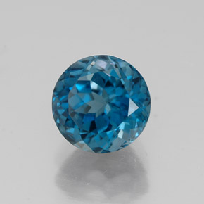 Buy 2.05ct London Blue Topaz 7.15mm  from GemSelect (Product ID: 318900)