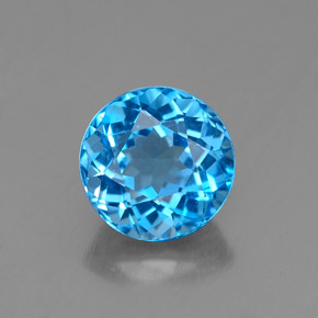 Buy 1.95 ct Swiss Blue Topaz 7.19 mm  from GemSelect (Product ID: 319152)