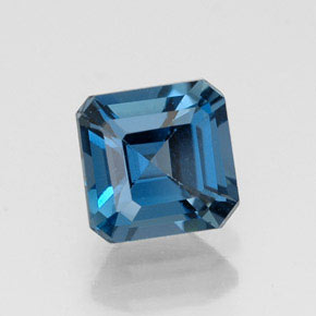 Buy 1.36 ct London Blue Topaz 6.05 mm x 6 mm from GemSelect (Product ID: 320028)