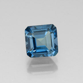 Buy 1.48ct London Blue Topaz 6.04mm x 6.02mm from GemSelect (Product ID: 320079)