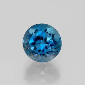 Buy 1.98ct London Blue Topaz 7.15mm  from GemSelect (Product ID: 320602)
