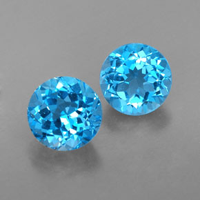 Buy 3.78ct Swiss Blue Topaz 7.09mm  from GemSelect (Product ID: 321123)