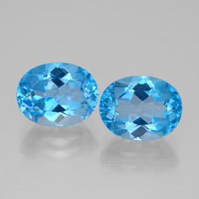 Buy 5.36ct Swiss Blue Topaz 9.14mm x 7.17mm from GemSelect (Product ID: 321538)