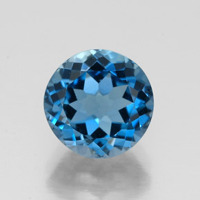 Buy 2.62 ct London Blue Topaz 8.13 mm  from GemSelect (Product ID: 322313)