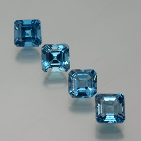 thumb image of 5.7ct Octagon Facet London Blue Topaz (ID: 375382)