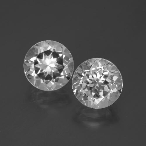 Buy 5.56 ct White Topaz 8.35 mm  from GemSelect (Product ID: 388892)