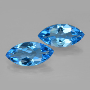 thumb image of 8.3ct Marquise Facet Swiss Blue Topaz (ID: 399692)