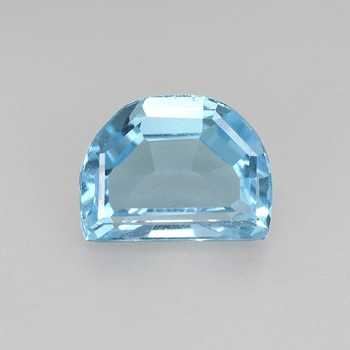 Swiss Blue Topaz Gem - 2.4ct Fancy-Cut (ID: 434780)