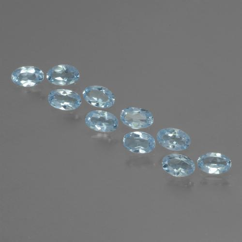 Buy 2.77 ct Swiss Blue Topaz 5.11 mm x 3.2 mm from GemSelect (Product ID: 437482)