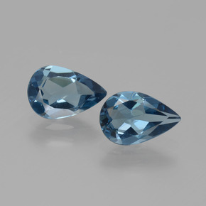 thumb image of 2.6ct Pear Facet London Blue Topaz (ID: 442130)
