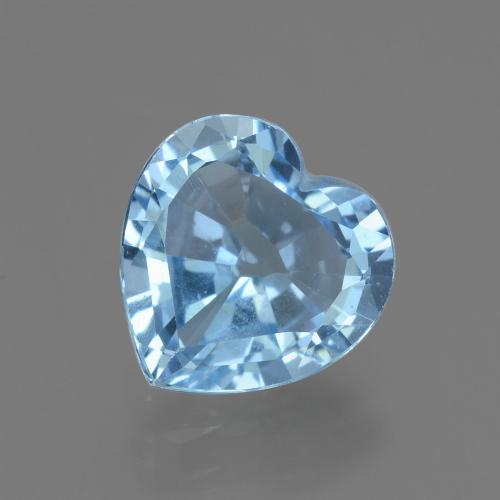 Buy 2.88 ct Swiss Blue Topaz 9.23 mm x 9 mm from GemSelect (Product ID: 448411)