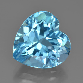 thumb image of 9.4ct Heart Facet Swiss Blue Topaz (ID: 449085)