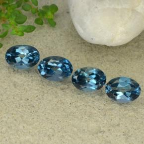 thumb image of 4.5ct Oval Facet London Blue Topaz (ID: 480541)