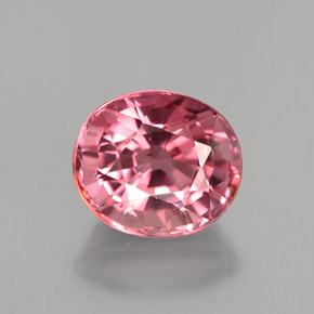 Buy 2.57 ct Deep Rose Tourmaline 8.56 mm x 7.4 mm from GemSelect (Product ID: 178767)