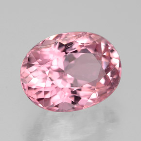 Buy 2.77 ct Rose Pink Tourmaline 10.01 mm x 7.5 mm from GemSelect (Product ID: 213654)