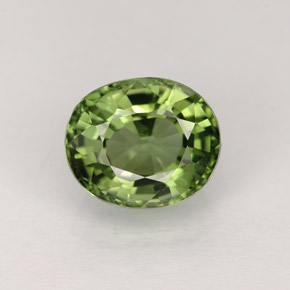Buy 1.10 ct Green Tourmaline 6.82 mm x 5.7 mm from GemSelect (Product ID: 255708)