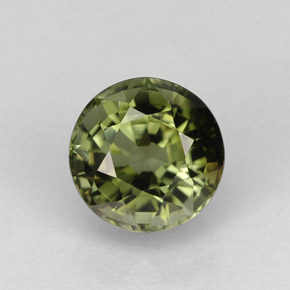 Buy 1.37 ct Green Tourmaline 6.60 mm  from GemSelect (Product ID: 256636)