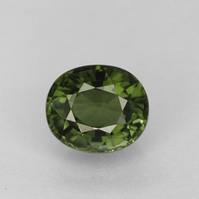 Buy 1.16 ct Green Tourmaline 6.65 mm x 5.7 mm from GemSelect (Product ID: 256991)