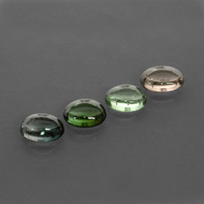 Buy 2.55 ct Multicolor Tourmaline 6.17 mm x 4.9 mm from GemSelect (Product ID: 257513)