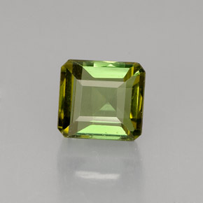 Buy 1.98ct Golden Green Tourmaline 6.83mm x 6.35mm from GemSelect (Product ID: 258413)